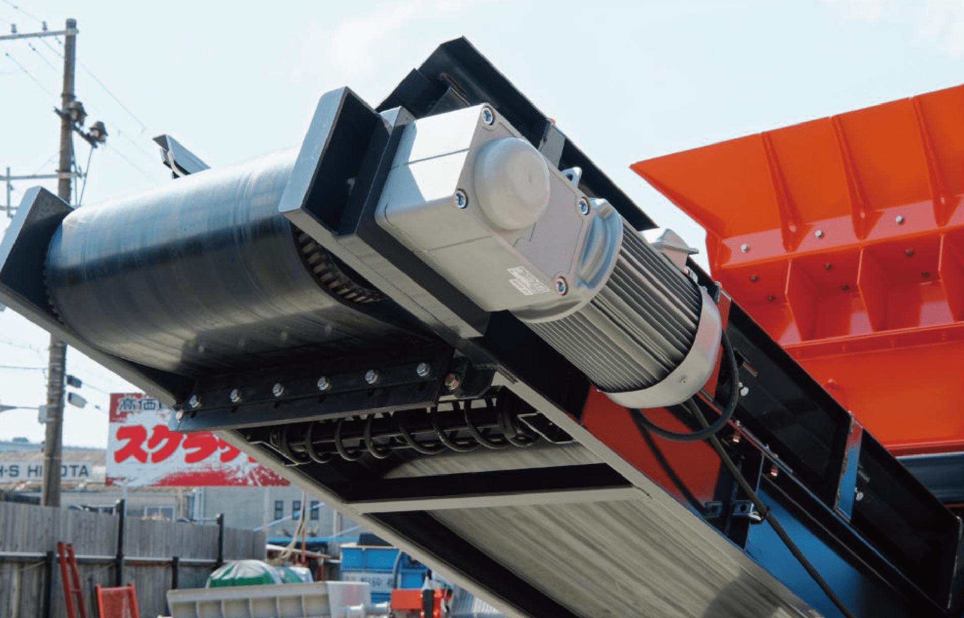 振動ふるい機HSNR4x8x2D-U-3